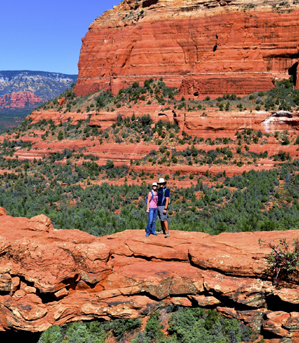 The Seven MOST Por Sedona Hiking Trails on sedona hiking map pdf, cave creek az hiking maps, pine az hiking maps, sedona arizona map, sedona jeep trails map, sedona arizona hiking,