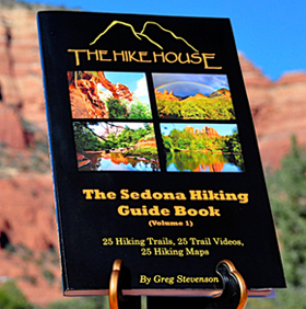 The Sedona Hiking Guide Book